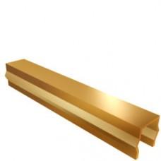 Вставка золото 4м