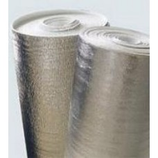 ИЗОЛОН метализированный Толщ.4мм. /шир. 1,20м.